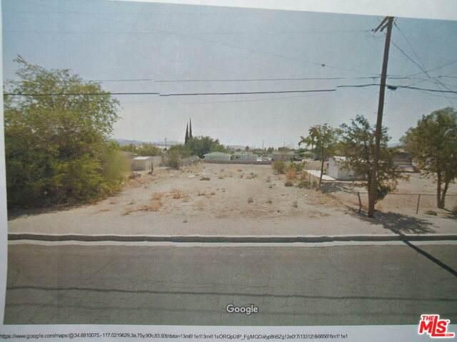 0 S Deseret Ave, Barstow, CA 92311 (#21-790720) :: The Pratt Group