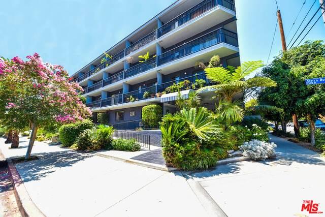 1355 N Sierra Bonita Ave #205, West Hollywood, CA 90046 (#21-791318) :: The Bobnes Group Real Estate