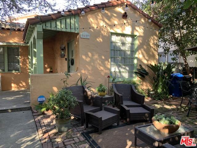 5025 Klump Ave, North Hollywood, CA 91601 (MLS #21-793240) :: The John Jay Group - Bennion Deville Homes