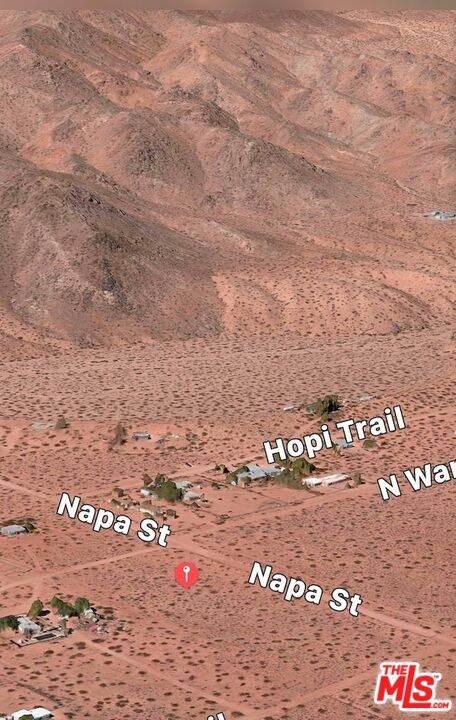 0 Napa St, Yucca Valley, CA 92284 (#21-795214) :: Compass