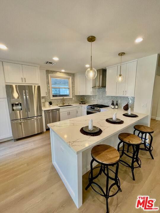 14745 Cumpston St, Sherman Oaks, CA 91411 (#21-796170) :: Randy Plaice and Associates