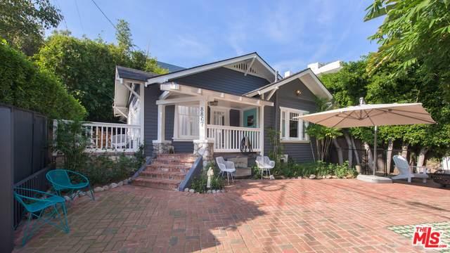 8867 Cynthia St, West Hollywood, CA 90069 (#21-797574) :: Vida Ash Properties | Compass