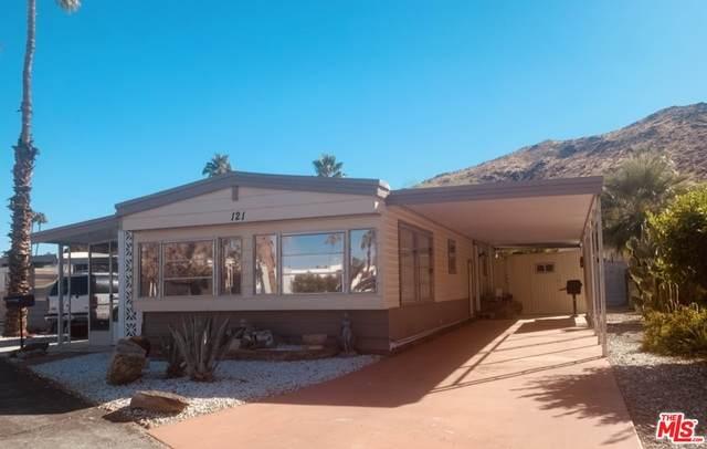 121 Camarillo, Palm Springs, CA 92264 (MLS #21-798698) :: The John Jay Group - Bennion Deville Homes