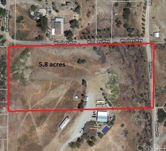 0 Willow Ln/Woolsey Way, Agua Dulce, CA 91350 (#SR19025102) :: Paris and Connor MacIvor