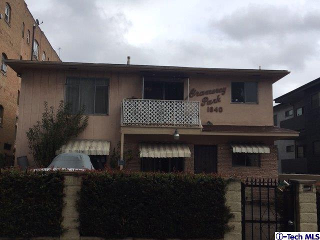 1840 N Gramercy Place, Hollywood, CA 90028 (#319000685) :: The Agency