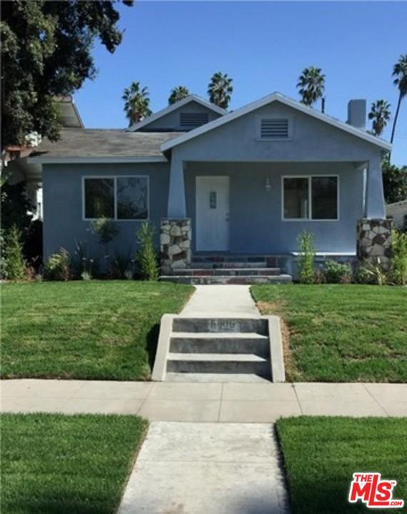 5206 S Wilton Place, Los Angeles (City), CA 90062 (#19447186) :: The Agency