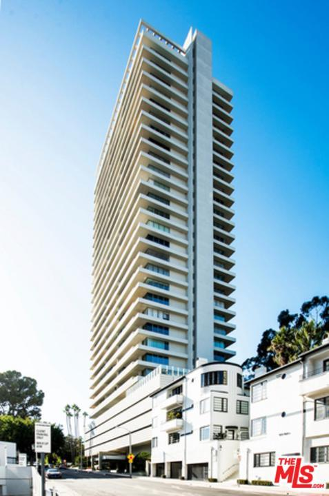 9255 Doheny Road #1004, West Hollywood, CA 90069 (#19453798) :: Golden Palm Properties