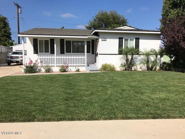 153 Kenneth Street, Camarillo, CA 93010 (#219006095) :: TruLine Realty