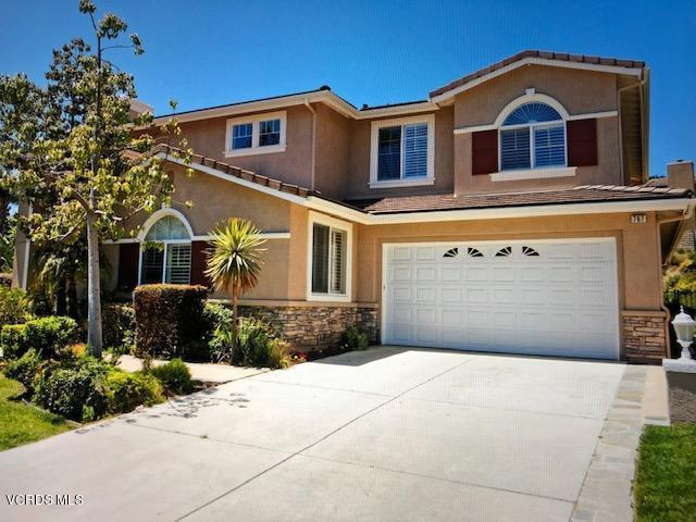 767 Huntsdale Court, Newbury Park, CA 91320 (#219006285) :: Lydia Gable Realty Group