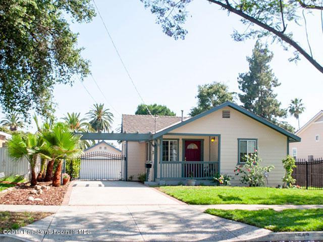 542 Del Monte Street, Pasadena, CA 91103 (#819002800) :: Paris and Connor MacIvor