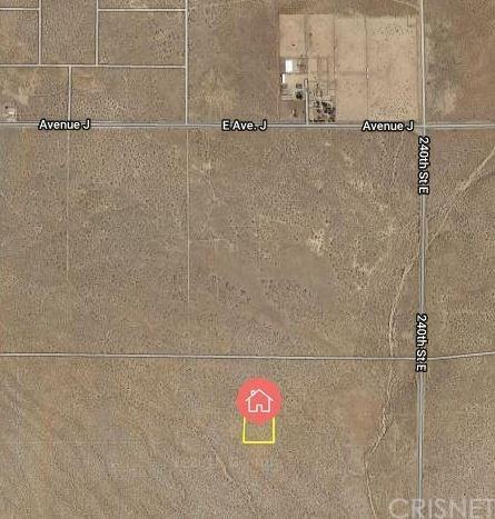 0 Avenue J8/ 240 St /E, Lancaster, CA 93535 (#SR19145198) :: Golden Palm Properties