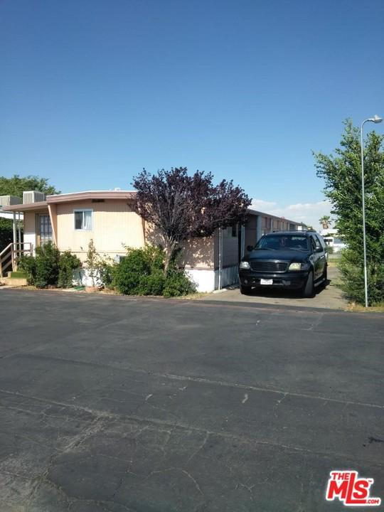 3753 E Avenue I #61, Lancaster, CA 93535 (#19480064) :: Golden Palm Properties