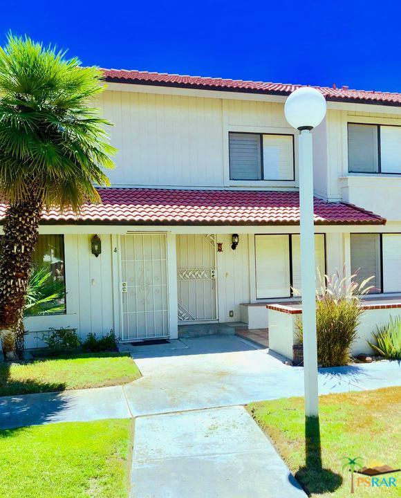 6147 Arroyo Road #4, Palm Springs, CA 92264 (MLS #19484528PS) :: Brad Schmett Real Estate Group