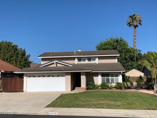 4342 N Ashtree Street, Moorpark, CA 93021 (#219009040) :: Golden Palm Properties