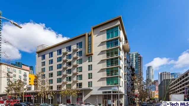 645 W 9TH Street #636, Los Angeles (City), CA 90015 (#319002905) :: The Pratt Group