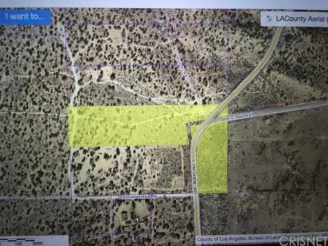 0 Vac/Longview Rd/Vic 126 Ste, Pearblossom, CA 93553 (#SR19186109) :: Paris and Connor MacIvor