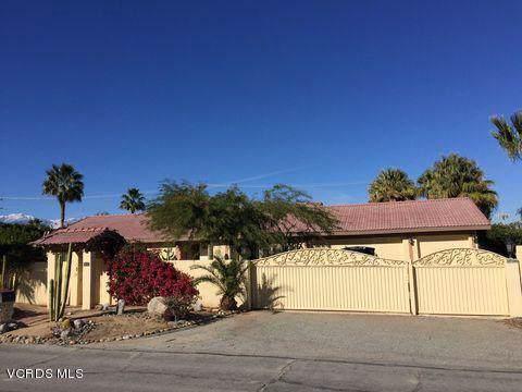202 W Santa Catalina Road, Palm Springs, CA 92262 (#219011374) :: Lydia Gable Realty Group