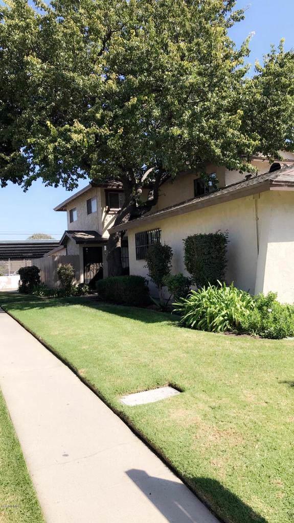 3042 Concord Drive #34, Oxnard, CA 93033 (#219011863) :: Lydia Gable Realty Group