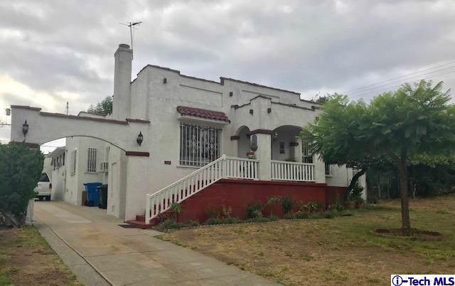 5159 Vincent Avenue, Los Angeles (City), CA 90041 (#319003914) :: TruLine Realty