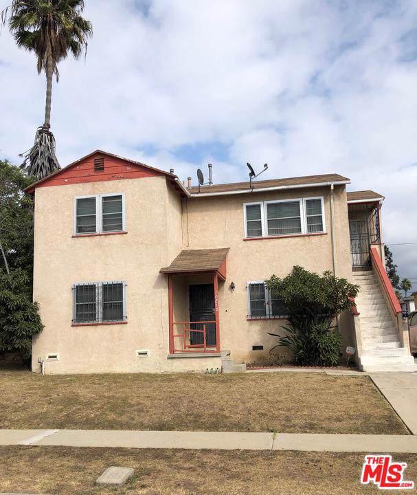 10210 Haas Avenue, Los Angeles (City), CA 90047 (#19517726) :: Lydia Gable Realty Group