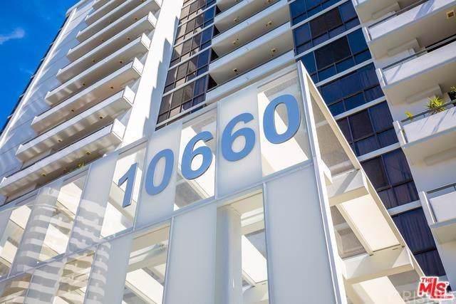 10660 Wilshire Boulevard #408, Westwood - Century City, CA 90024 (#SR19239555) :: Golden Palm Properties