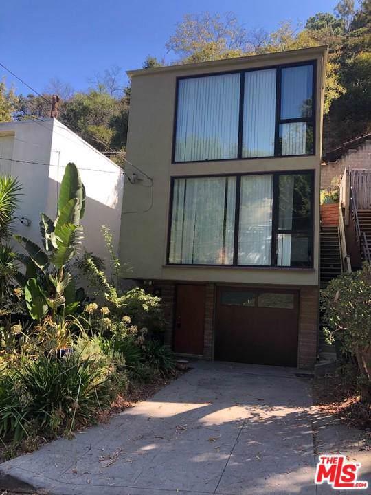 8814 Wonderland Avenue, West Hollywood, CA 90046 (#19520260) :: The Agency