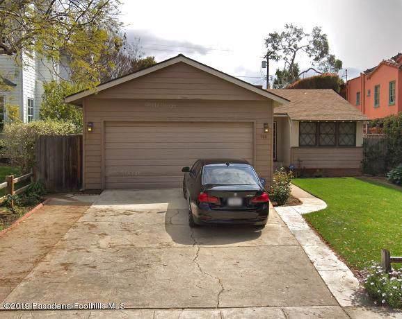 926 Iliff Street, Pacific Palisades, CA 90272 (#819004815) :: Golden Palm Properties
