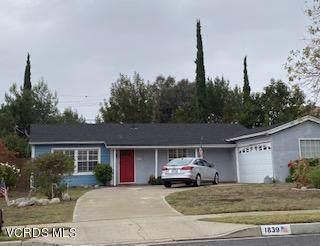 1839 Christine Avenue, Simi Valley, CA 93063 (#219014405) :: Golden Palm Properties