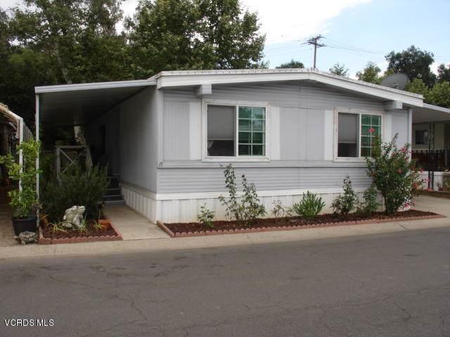 950 Woodland Avenue #80, Ojai, CA 93023 (#217007685) :: Eric Evarts Real Estate Group