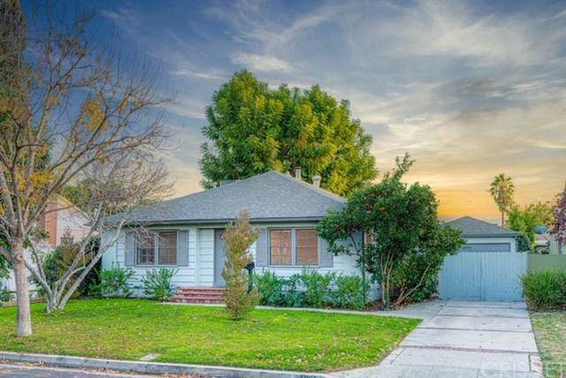 14006 Hesby Street, Sherman Oaks, CA 91423 (#SR19287168) :: Randy Plaice and Associates