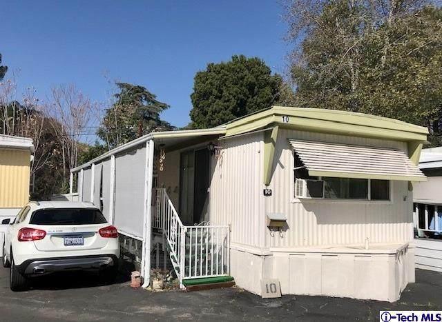 10711 Sherman Grove #10, Sunland, CA 91040 (#320000490) :: The Suarez Team