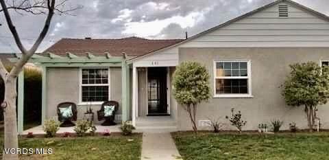 341 N I Street, Oxnard, CA 93030 (#220001973) :: Randy Plaice and Associates