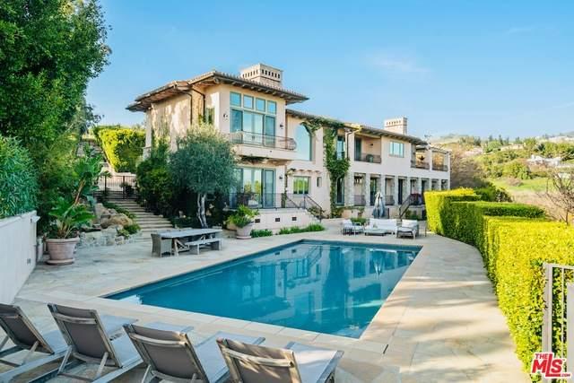 27856 Winding Way, Malibu, CA 90265 (MLS #20-555812) :: Mark Wise | Bennion Deville Homes