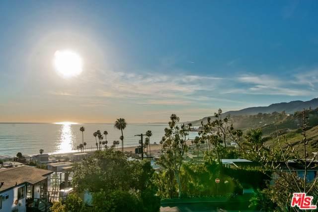 25 Bali Ln, Pacific Palisades, CA 90272 (#20-560848) :: Randy Plaice and Associates