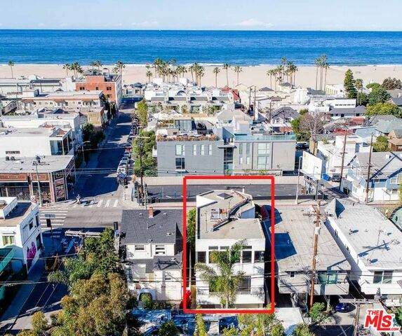 822 Pacific Ave, Venice, CA 90291 (MLS #20-566624) :: The Sandi Phillips Team