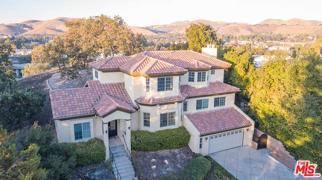 818 Rim Crest Dr, Westlake Village, CA 91361 (#20-570908) :: Randy Plaice and Associates