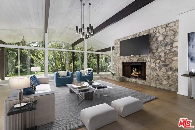 1100 Rivas Canyon Rd, Pacific Palisades, CA 90272 (#20-571384) :: Randy Plaice and Associates