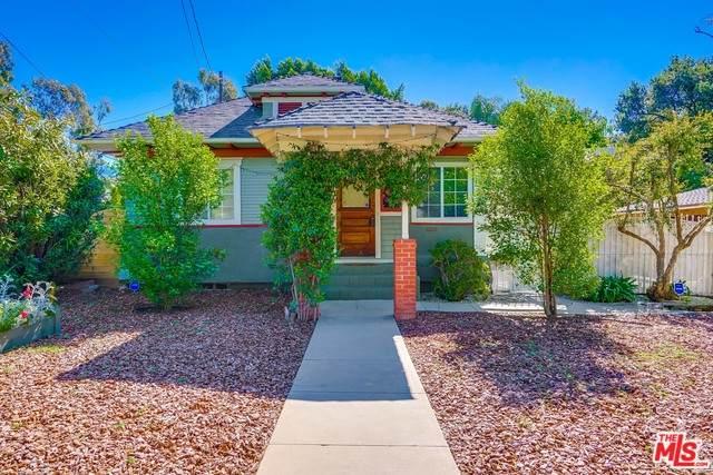 1850 El Sereno Ave, Pasadena, CA 91103 (#20-571526) :: Randy Plaice and Associates