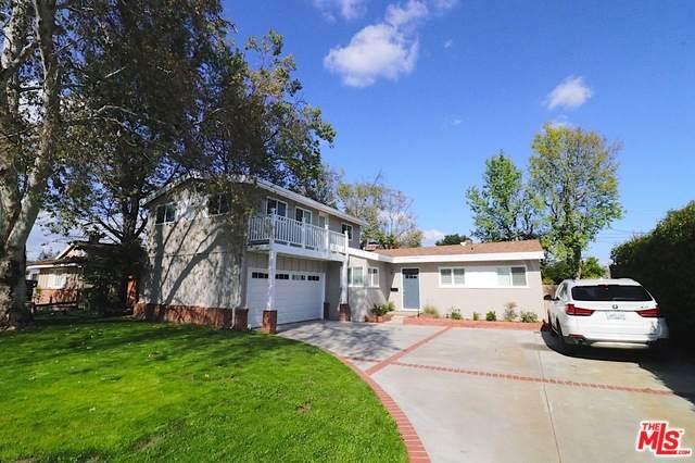 8100 Kelvin Ave, Winnetka, CA 91306 (#20-571860) :: The Pratt Group