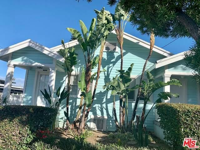 752 Pier Ave, Santa Monica, CA 90405 (#20-578556) :: The Suarez Team