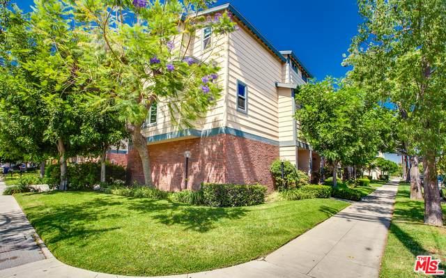 701 E Harvard St #11, Glendale, CA 91205 (#20-590638) :: The Pratt Group