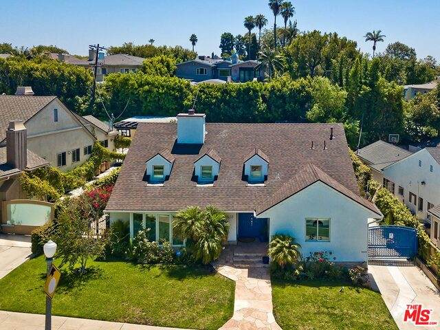 2208 S Beverly Dr, Los Angeles, CA 90034 (#20-595186) :: Randy Plaice and Associates