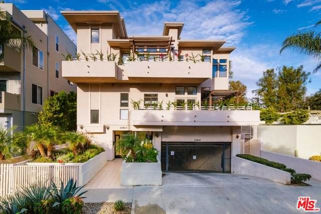 11847 Laurelwood Dr #207, Studio City, CA 91604 (#20-596926) :: Berkshire Hathaway HomeServices California Properties