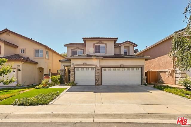 466 Fallbrook Ave, Newbury Park, CA 91320 (#20-598052) :: TruLine Realty
