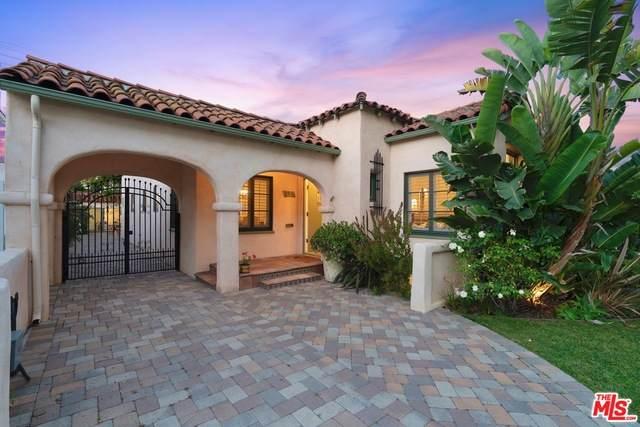 2030 Kelton Ave, Los Angeles, CA 90025 (#20-600106) :: Randy Plaice and Associates