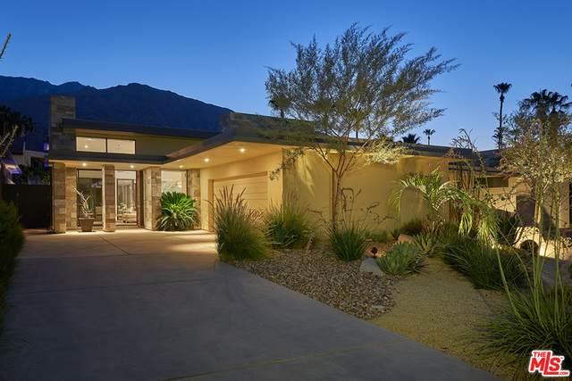 1525 Palm Colony, Palm Springs, CA 92264 (#20-601986) :: The Pratt Group