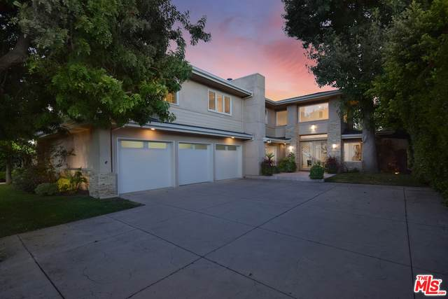 10424 Valley Spring Ln, Toluca Lake, CA 91602 (#20-602384) :: Randy Plaice and Associates