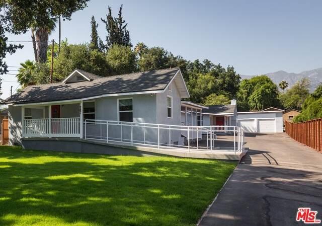 283 Ventura St, Altadena, CA 91001 (#20-605104) :: Randy Plaice and Associates