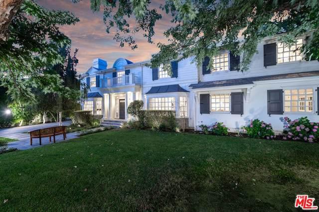 3816 Longridge Ave, Sherman Oaks, CA 91423 (#20-607730) :: Randy Plaice and Associates