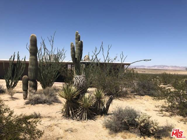 69464 Twentynine Palms Hwy, TWENTY-NINE PALMS, CA 92277 (MLS #20-608352) :: The Sandi Phillips Team